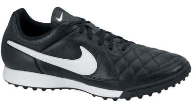 1edd5fd2 Обувь футбольная многошиповая Nike Tiempo Genio Leather TF 631284-010